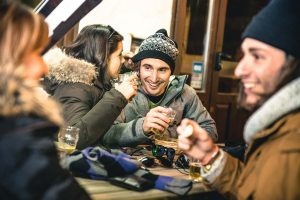 best pubs in Borovets for ski stag do